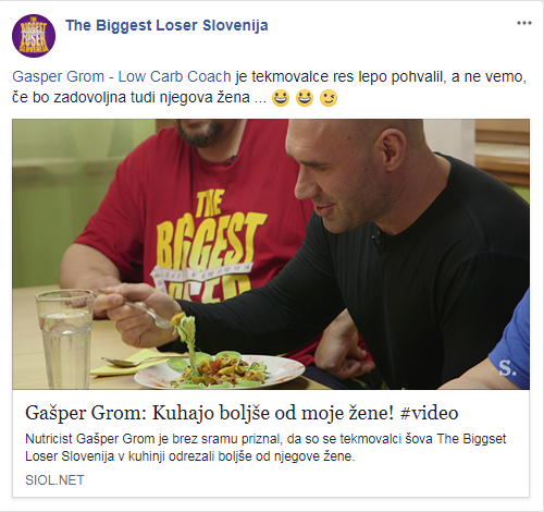 The Biggest Loser Slovenije