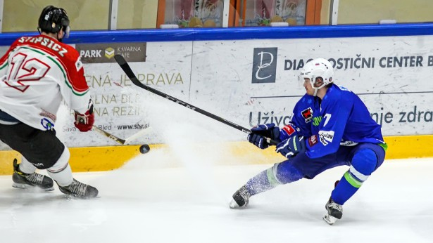 Slovenians will open the tournament on Thursday against the Hungarians.