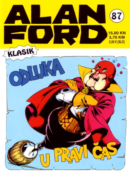 Alan Ford, Superhik