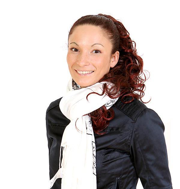Fiona Johnson Kocjančič, predsednica sekcije za moderni tekmovalni ples pri Plesni zvezi Slovenije in podpredsednica mednarodne plesne zveze.