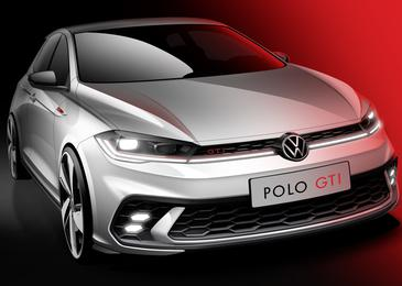 Napoved iz Volkswagna: to bo polo GTI #foto