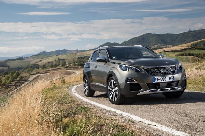 Peugeot 3008 - advertorial