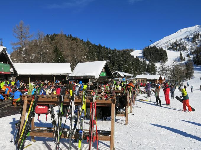 Krvavec, ski resort