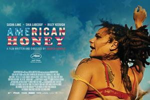 Ameriška ljubica (American Honey)