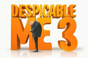 Jaz, baraba 3 (Despicable Me 3)