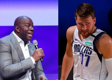Magic Johnson: Luka, pridi v Los Angeles!