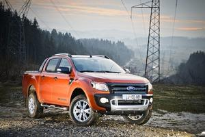 Ford ranger wildtrak 3,2 TDCi