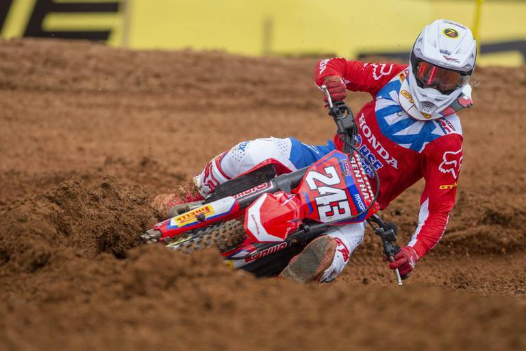 Tim Gajser VN Indonezije