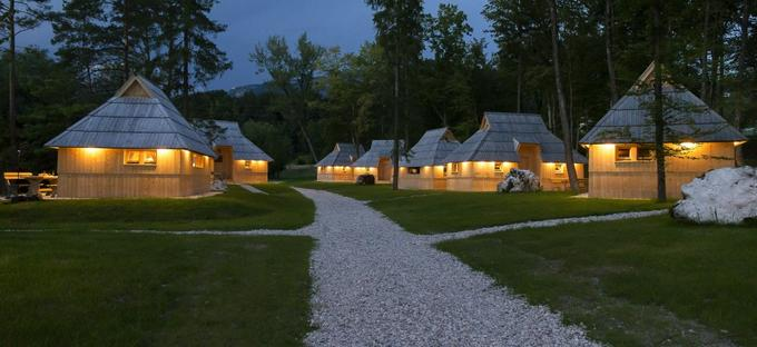 Eco resort, Kamnik