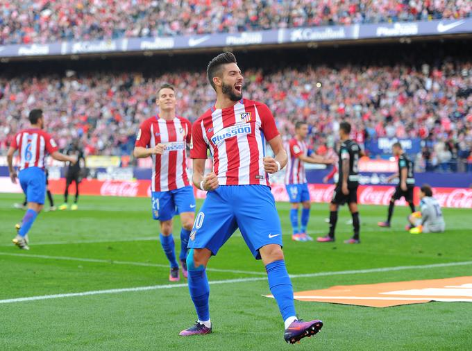 Yannick Carrasco Atletico