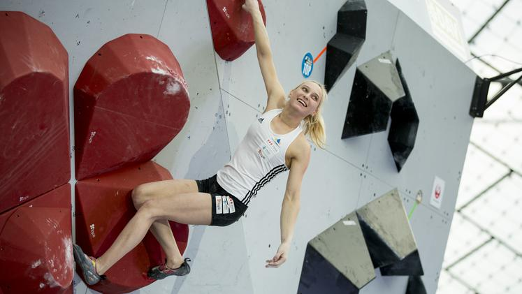 Janja Garnbret IFSC WORLD CUP MUNICH