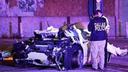 """Boksarski šampion se je v prometni nesreči s ferrarijem """"resneje poškodoval"""""""