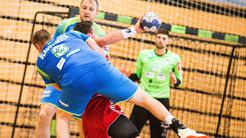 Slovenia, Austria, handball