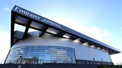 Emirates Arena, Glasgow