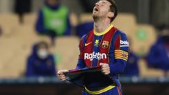 Lionel Messi Barcelona Athletic