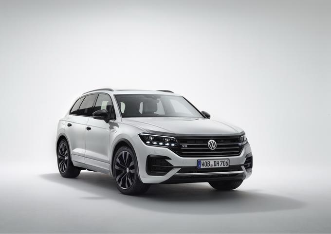 Volkswagen se od dizelskega osemvaljnika poslavlja s posebno omejeno serijo.