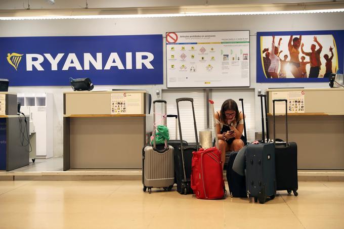 Ryanair, strike, cancellation of flights