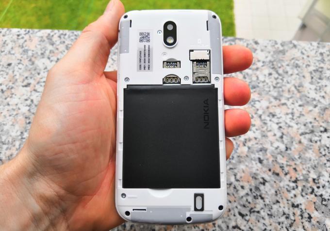 Tylko na zewnątrz Koliko telefona dobimo za 99 evrov? Presenetljivo veliko. #test NQ15