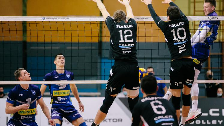Calcit Volley - Maribor