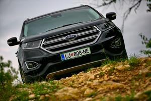 Test: Ford edge 2.0 TDCi bi-turbo – kopiraj in prilepi na posrečen način
