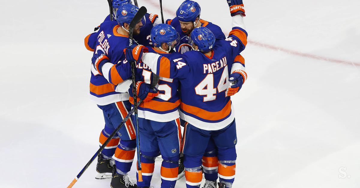 New York Islanders Aufstellung