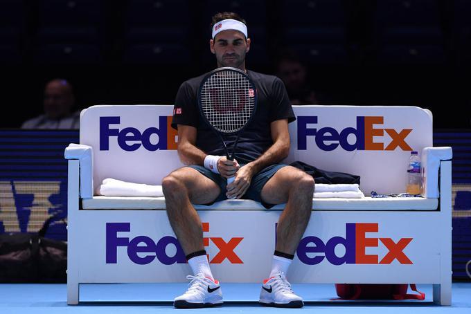 V dvoboju Rogerja Federerja proti Avstrijcu je statistika na strani drugega.