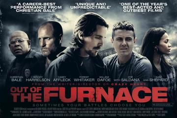 Jeklena pravica (Out of the Furnace)