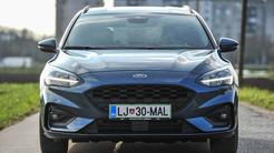Ford focus wagon 1.5 ecoboost st-line business