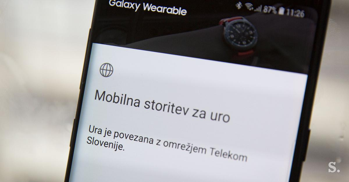 Telekom Slovenije is the only one with eSIM support in Slovenia