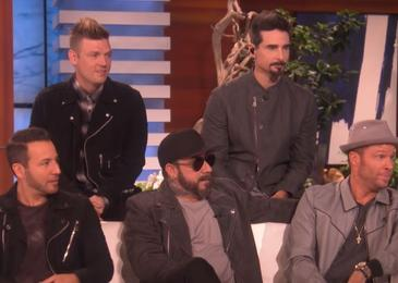 Se spomnite Backstreet Boys? Tako so videti danes #video