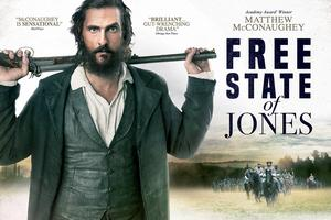 Upornik neodvisne države Jones (Free State of Jones)