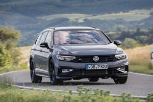 Novi VW passat: najboljši volkswagen do zdaj? #video