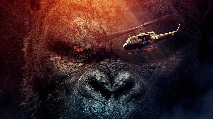 Kong: Skull Island © 2017 Warner Bros. Entertainment Inc. All Rights Reserved.