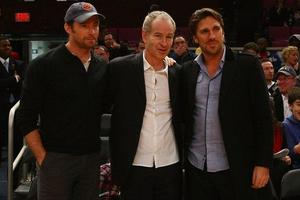 Lundqvist in McEnroe s kitaro v dobrodelne namene (video)