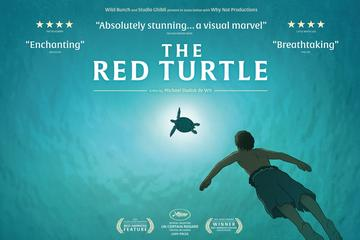Rdeča želva (La Tortue rouge/The Red Turtle)