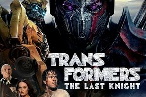 Transformerji: Zadnji vitez (Transformers: The Last Knight)
