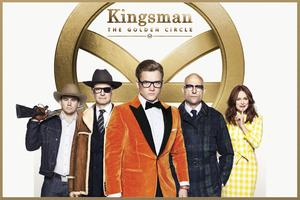 Kingsman: Zlati krog (Kingsman: The Golden Circle)
