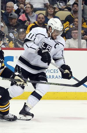 Kopitar s Kralji doma presenetil Crosbyjeve Pingvine #video