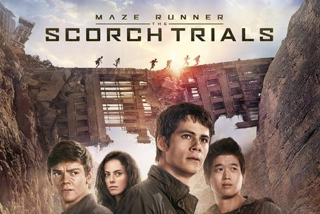 Labirint: Pogorišče (Maze Runner: Scorch Trials)