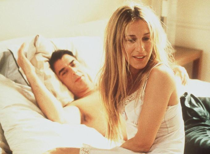 Their love story is in the foreground from the very beginning of the series since 1998.
