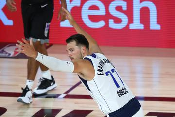 Dončić z briljantno predstavo postavil nov mejnik lige NBA, Dragić odšepal #video