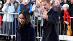 Meghan Markle, princ Harry