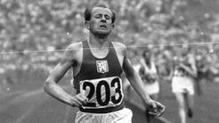 Emil zatopek London 10 km zmaga