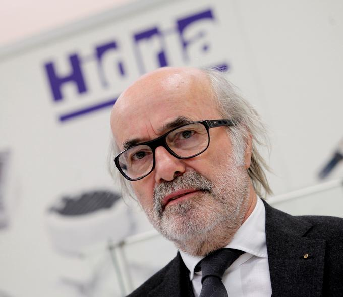 Edvard SVETLIK, the largest owner of HIDRIA Group and what was the man who has long company