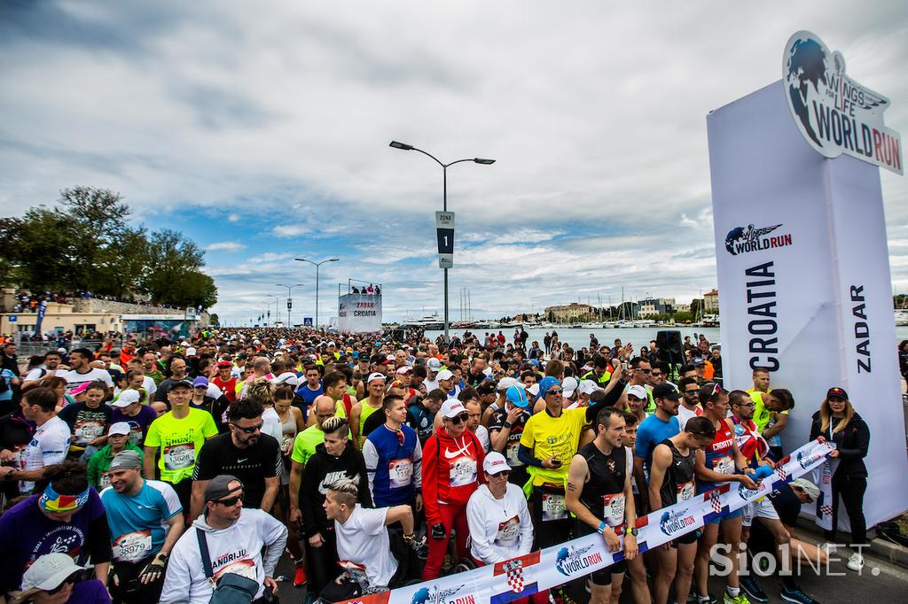 Wings For Life 2019 Zadar