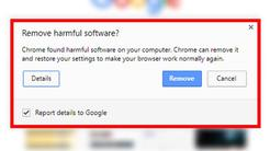 Thumb, Google Chrome