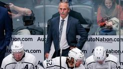 Willie Desjardins los Angeles Kings