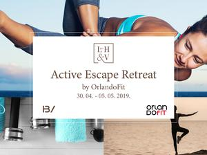 """Active escape retreat"" v čarobnem okolju otoka Lošinja"