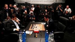 Magnus Carlsen Fabiano Carouana