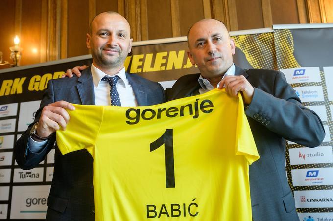 Velenjčane bo na priprave pred novo sezono popeljal Željko Babić.